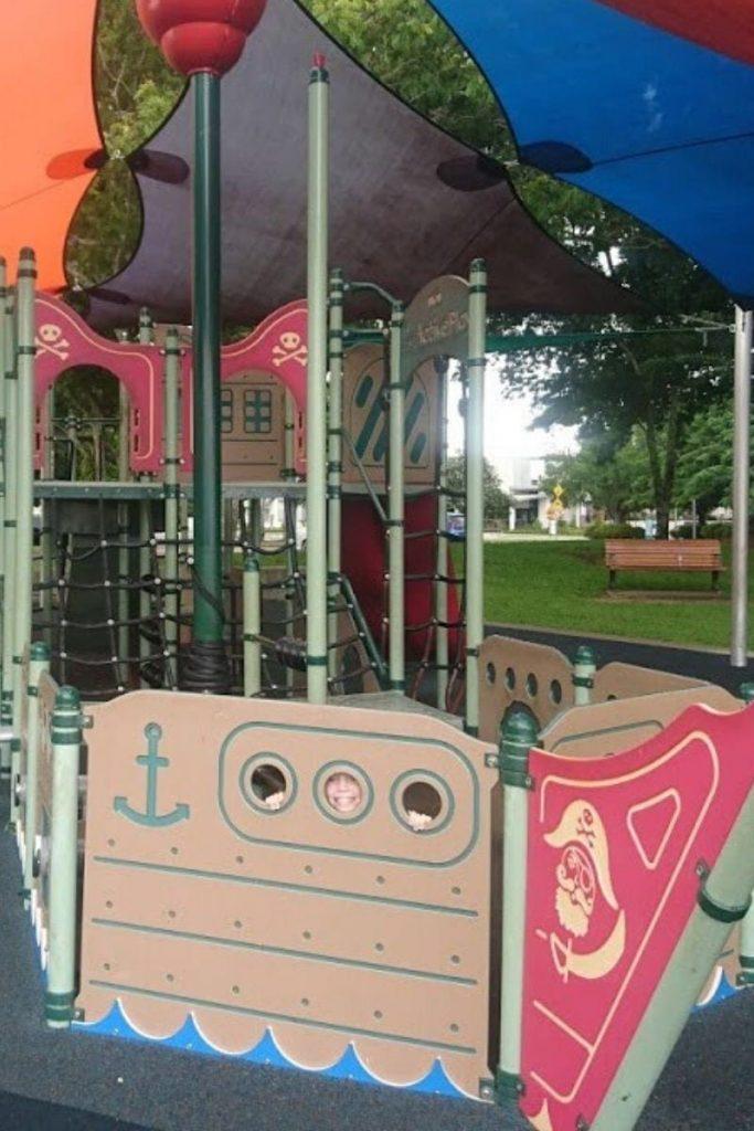 Fun Ship Playgrounds Cairns