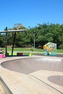 Trinity Beach Skate Park and Playground