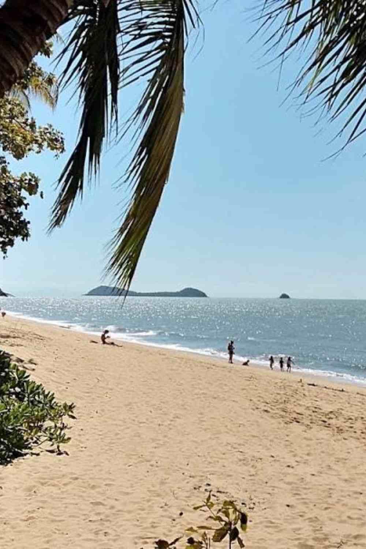 Trinity Beach near Cairns