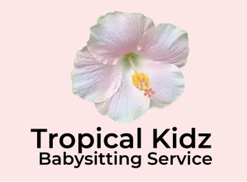 Tropical Kidz Babysitting logo