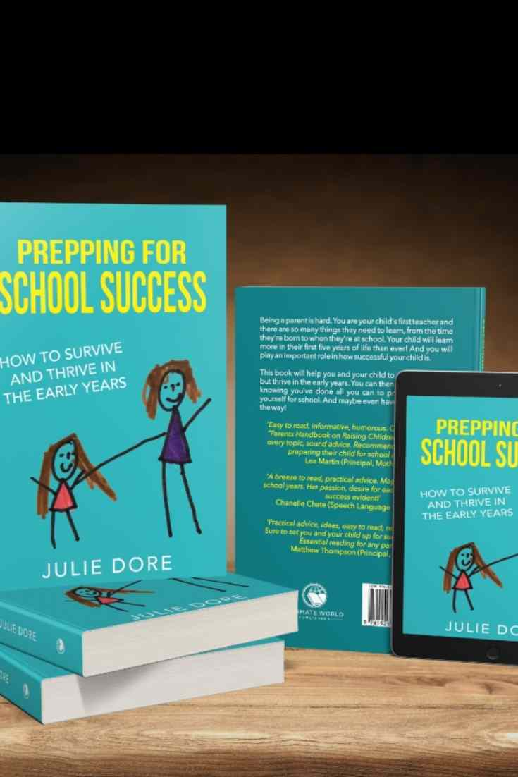 Prepping for school success book