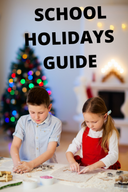 Cairns School Holidays Guide: Christmas Holidays 2020/21