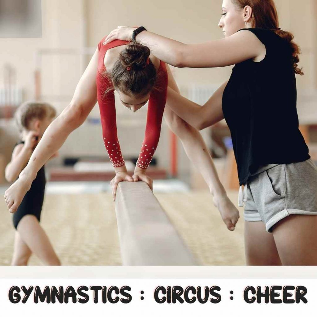 Gymnastics Circus and Cheer in Cairns