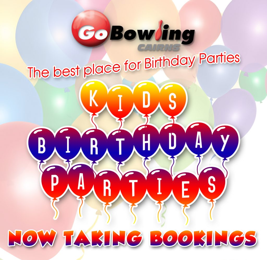 Go Bowling Cairns birthdays