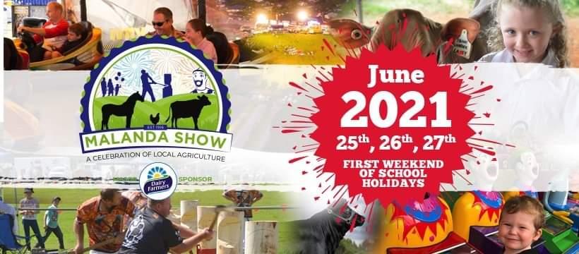 Malanda show