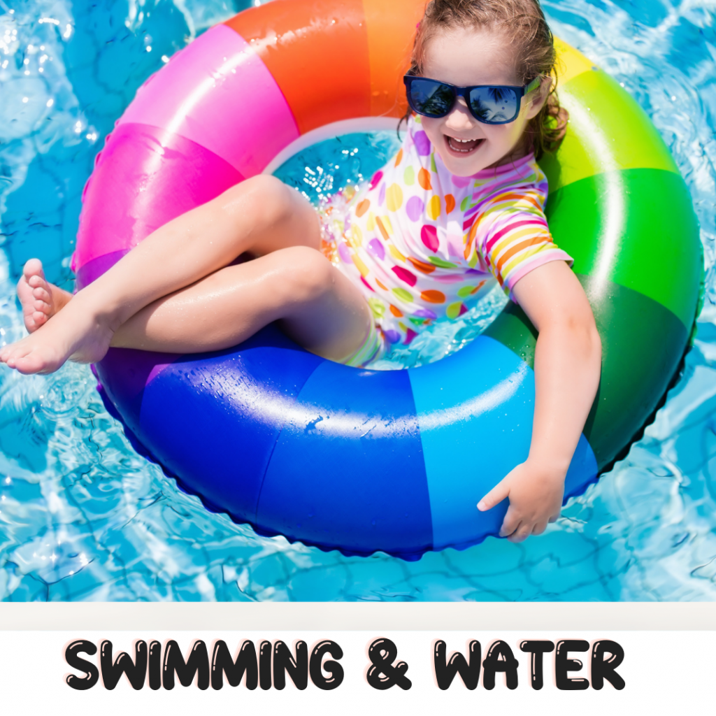 Swimming and Water