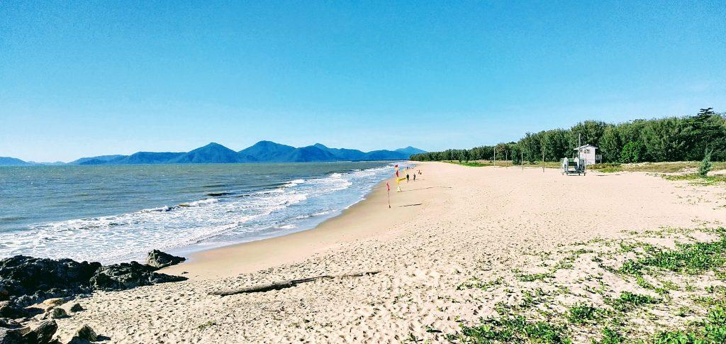 Yorkeys Knob Beach - main area