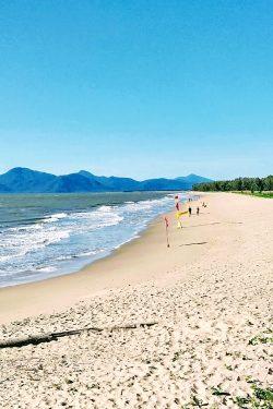 Yorkeys Knob Beach