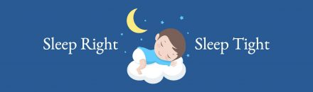 sleep right logo header
